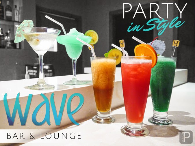 Party in Style at Wave Bar and Lounge This Summer