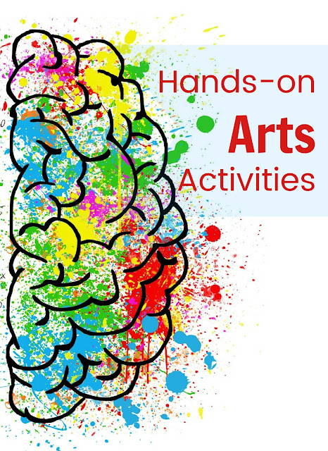 Hands-on Fine Arts Activities