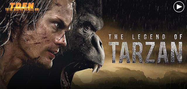 Warner Bros a lansat un nou trailer pentru ecranizarea modernă The Legend Of Tarzan