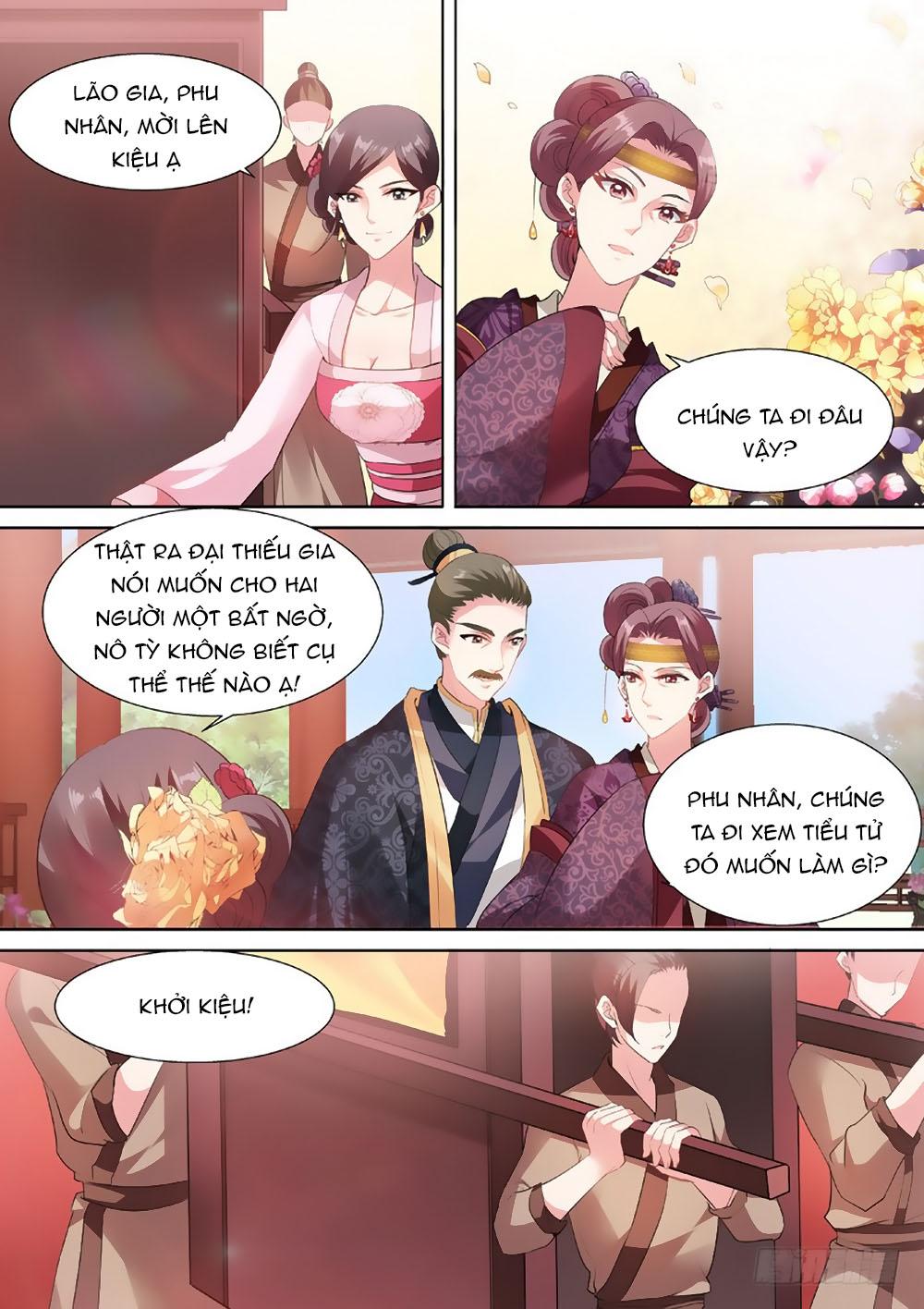 Hệ Thống Chế Tạo Nữ Thần chap 59 - Trang 4