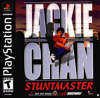 descargar jackie Chan Stuntmaster psx mega