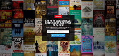 Discover Free eBooks from BookBub Daily