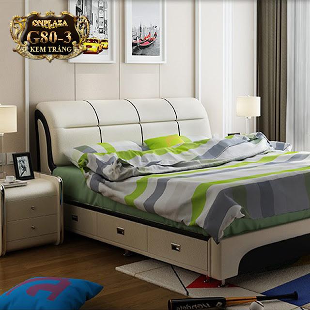Bộ sưu tập các mẫu giường ngủ có ngăn kéo giá rẻ tại TPHCM