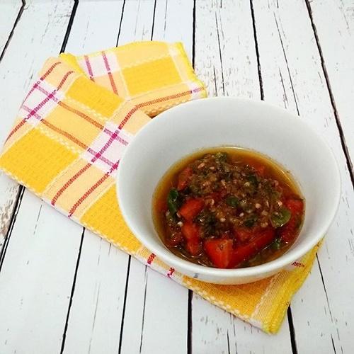 Resep Sambal Rawit Tomat Terasi