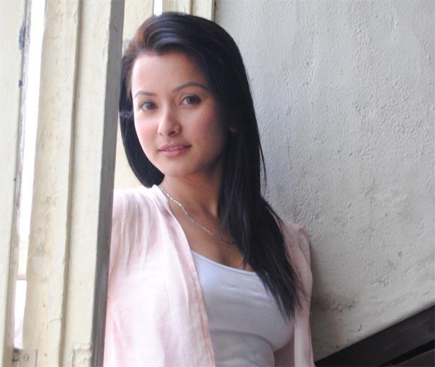 Nepali Namrata Shrestha Chikuwa