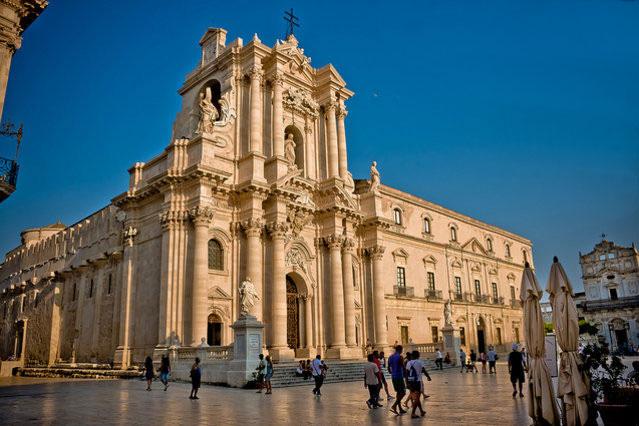 Visita ao Duomo di Siracusa