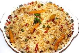 Mutton & Vegetable Biryani