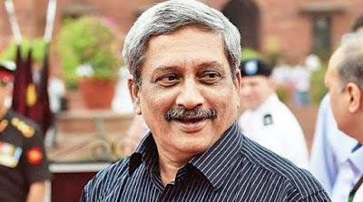 Manohar Parrikar Passed Away