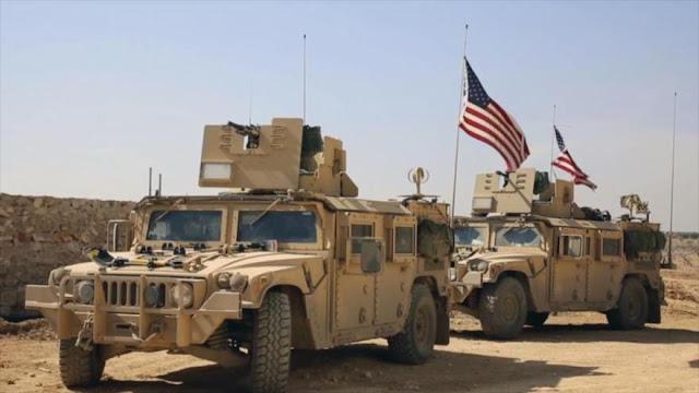 Siria tacha de 'agresión' la presencia militar de EEUU en su suelo