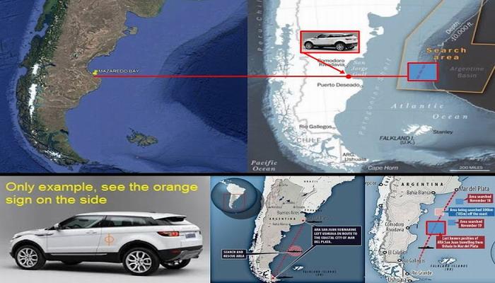 Submarino ARA SAN JUAN - Debate - Página 11 Argeti