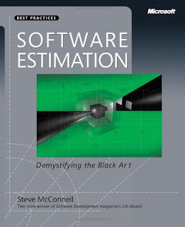 books to learn software estimation and project management