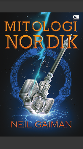 Book Review : Nordik Mitologi Karya Neil Gaiman