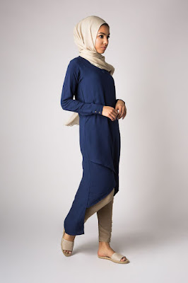 tutorial hijab lebaran tahun ini tren hijab lebaran tahun ini