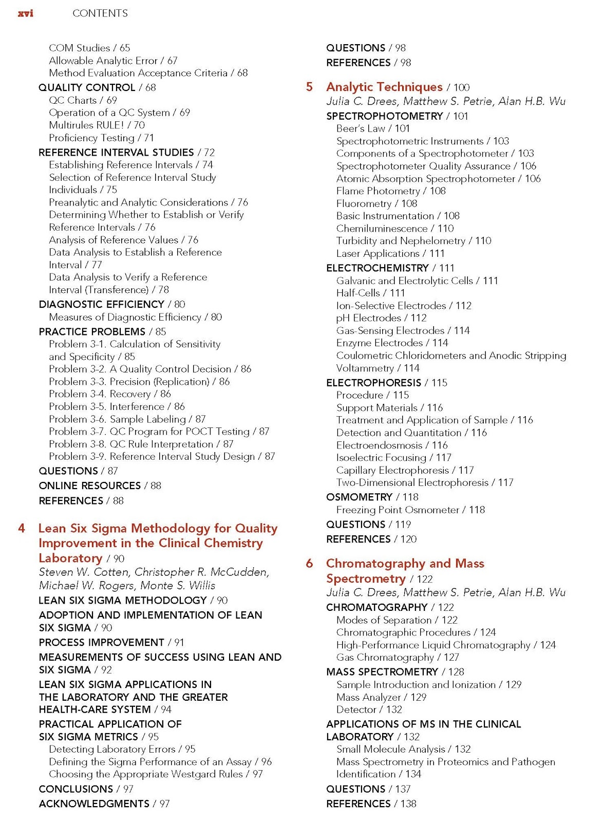 Clinical chemistry principles techniques correlations 7th with additional case studies review questions teaching resources teaching tips additional references and teaching aids for instructors and students fandeluxe Gallery