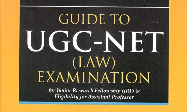 CBSE UGC NET JRF Assistant Professor Law Notes Material PDF