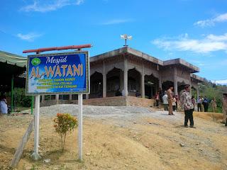 Hasil Dari Tanaman Sere Wangi Bisa Bangun Masjid