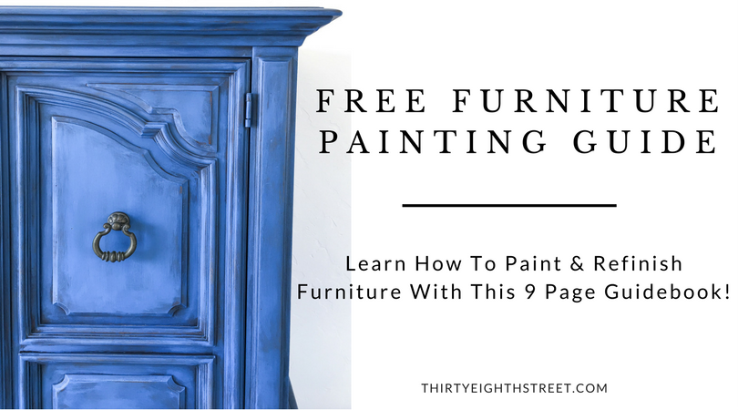 furniture painting tutorials, furniture blogger, second hand furniture, how to paint second hand furniture, painting used furniture, refurbished furniture, thrift store furniture, hand painted furniture