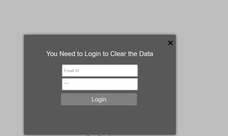 Tech Thoughts: Create A Simple Login Form On Popup Box Using jQuery