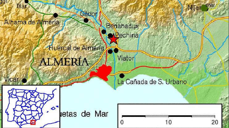 hoy en almeria