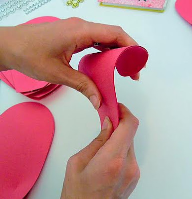 How to Make Paper Flowers 8