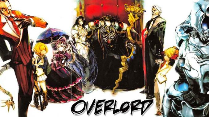 Overlord BD Episode 01-13 BATCH Subtitle Indonesia