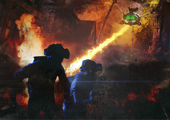 Jeff Wayne's War of the Worlds Immersive Experience