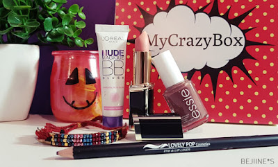 My Crazy Box d'Octobre : Haute Couture !