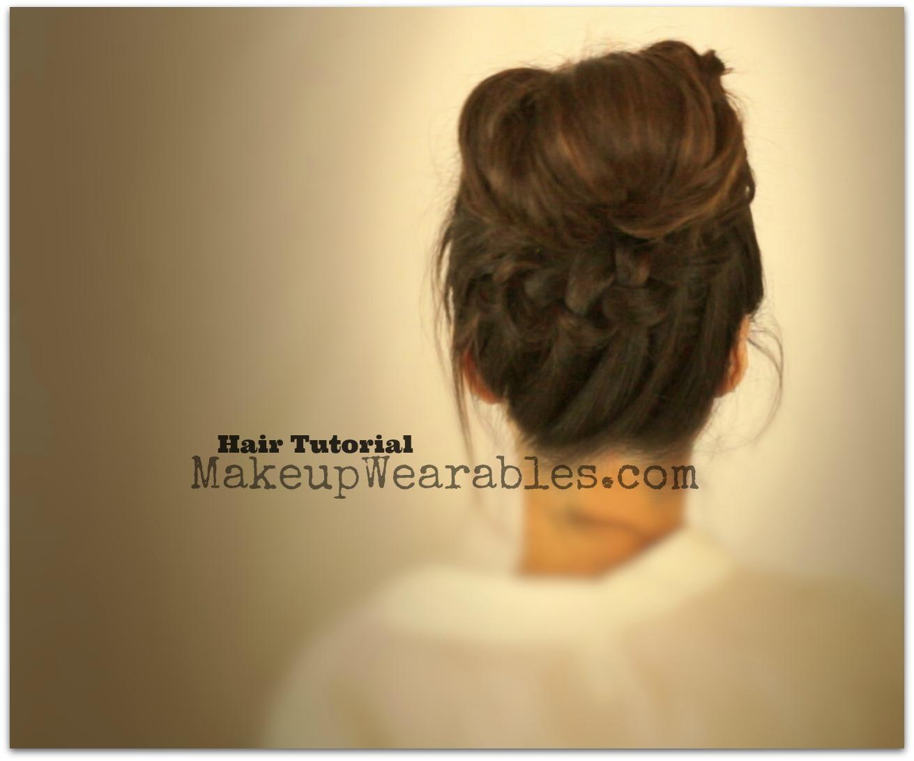 Surprising Learn 3 Cute Everyday Casual Hairstyles Updos Hair Tutorial Videos Short Hairstyles Gunalazisus