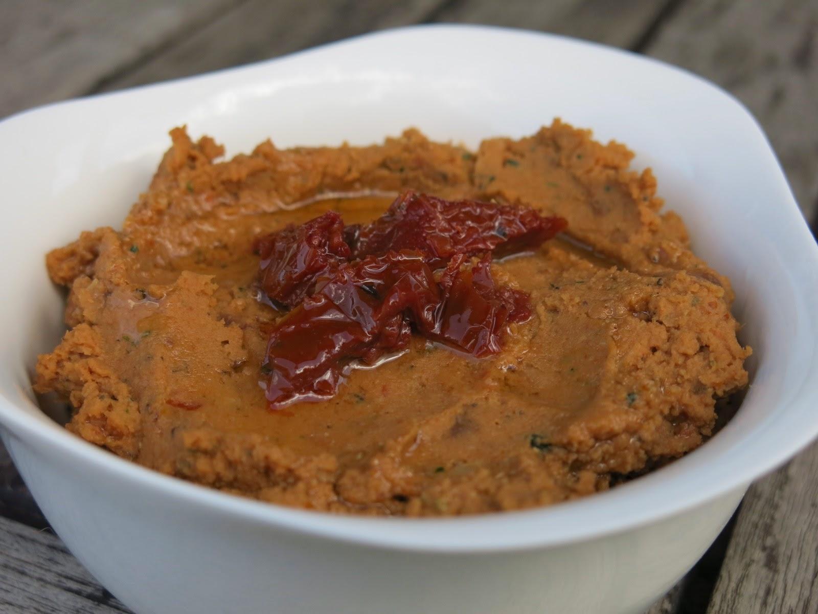 Pasta Ciecierzyca & Suszony Pomidor