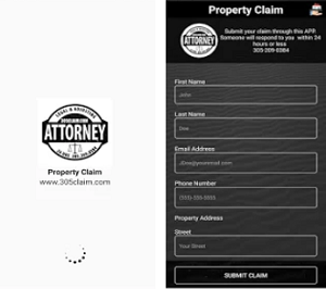 Legal App of the Week - Property Claim
