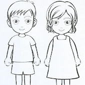 Mewarnai Gambar Baju Anak Perempuan Dan Laki Laki Mewarnai Cerita Terbaru Lucu Sedih Humor Kocak Romantis
