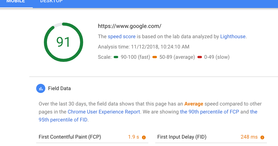 Official Google Webmaster Central Blog: PageSpeed Insights
