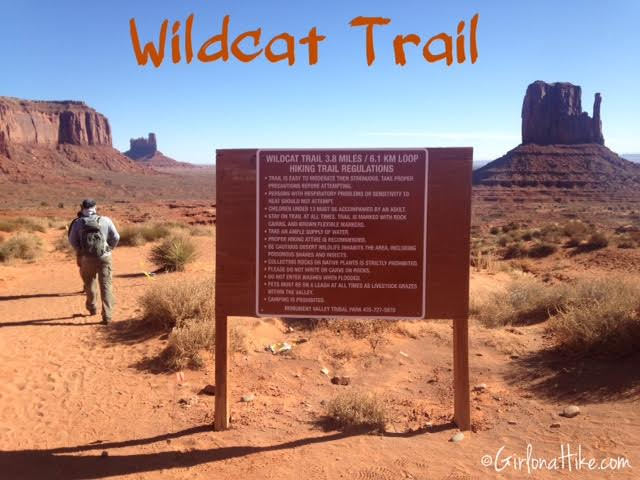 Monument Valley, Utah, Arizona, Monument Valley Wildcat Trail