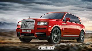 Angsuran Rolls Royce