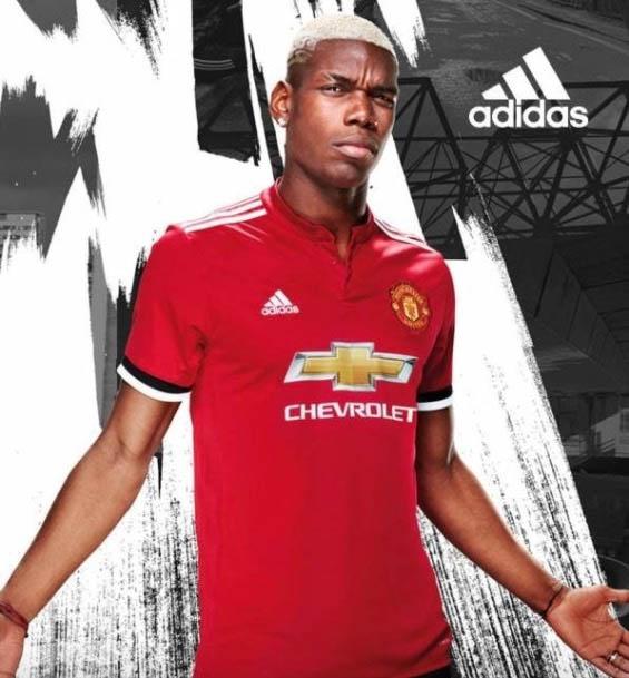 1a409b07f Manchester United Kits 2017 18