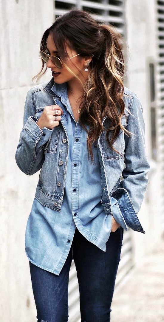 40 Fall Outfit Ideas You Should Already Own