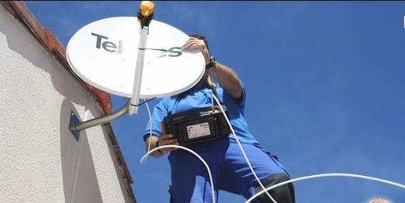 ضبط طبق الدش بالموبايل..توجيه صحن الستالايت بالجوال بدون تلفزيون أو جهاز إستقبال (ريسيفر)