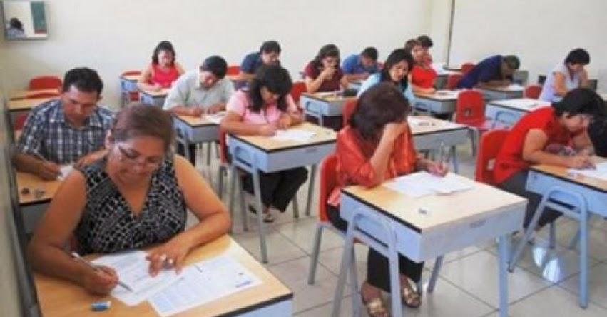 Más de 7 mil postulantes rindieron examen de nombramiento docente en Lambayeque