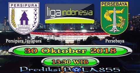 Prediksi Bola855 Persipura Jayapura vs Persebaya 30 Oktober 2018