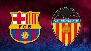 مشاهدة برشلونة فالنسيا بث مباشر