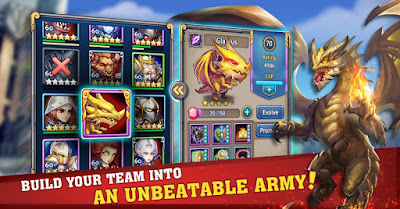 Heroes Tactics: War & Strategy v1.5.9 Apk