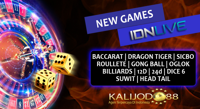 new game idnlive - kalijodo88