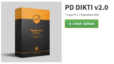 Panduan Cara Instalasi PD DIKTI v2.0 dengan Mudah dan Cepat