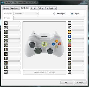 Xinput Plus X360ce