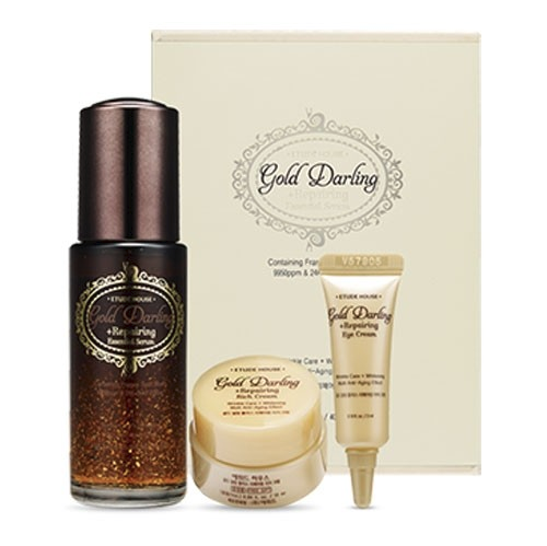 Gold Darling Plus Repairing Serum Set 40ml