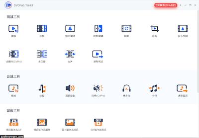 DVDFab Toolkit