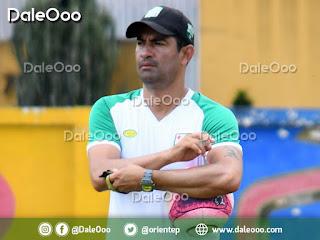 Ronald Arana DT de Oriente Petrolero - DaleOoo