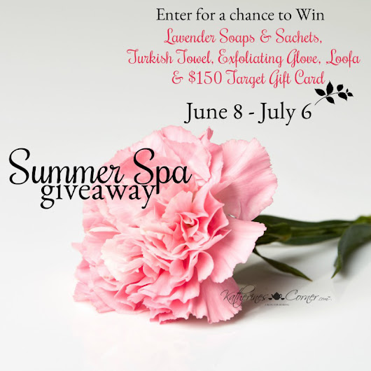 Summer Spa Giveaway!