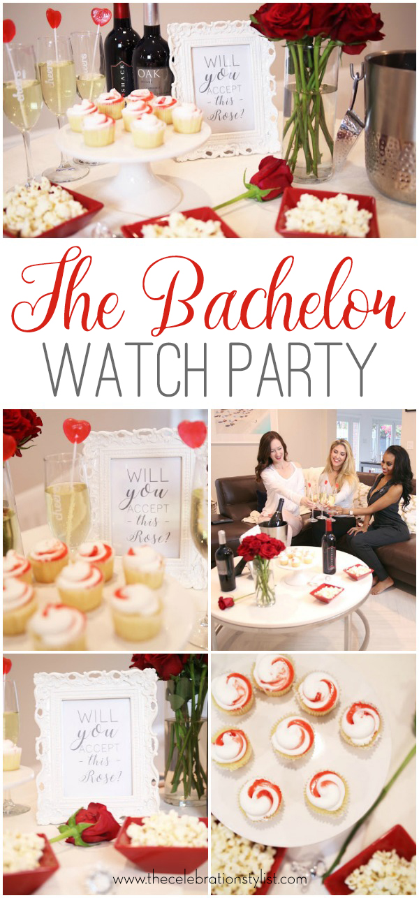 The Bachelor Party by popular South Florida party blogger Celebration Stylist