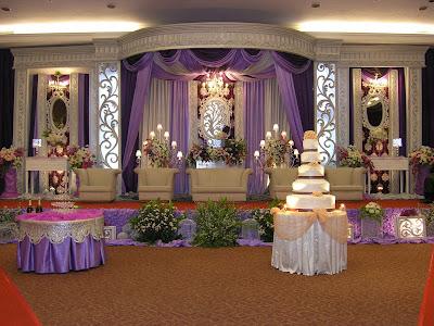Dekorasi Pernikahan Muslimah Ala Timur Tengah
